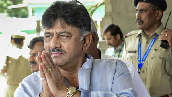The ED authorities Have Been Investigating The DK Shivakumar For 198 Hours