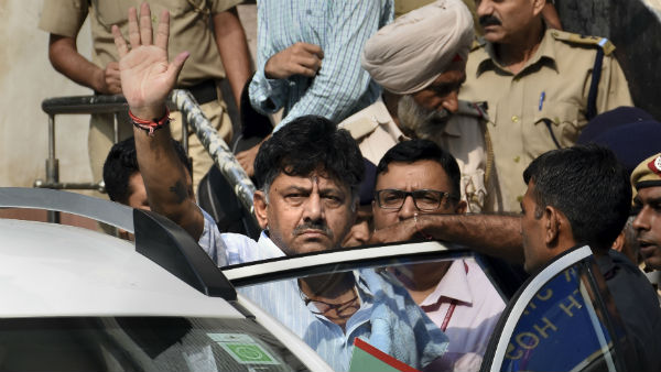 PMLA case; ED Summons : DK Shivakumar close aides gets relief from Court