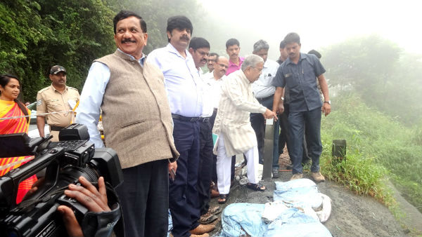 Monsoon Recovery In Kodagu Assurance Of Necessary Action By DCM