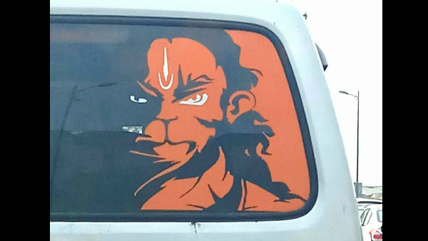 No Caste or Religious Stickers On Vehicles