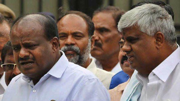 Former CM HD Kumaraswamy Did A Mistake, His Brother HD Revanna Statement