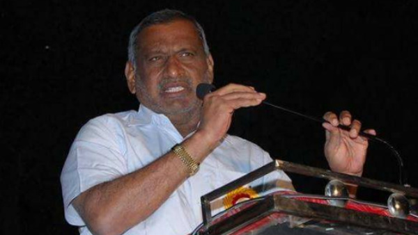 Minister J. C. Madhuswamy Criticises Deve Gowda For His Mid Term Elections Remark