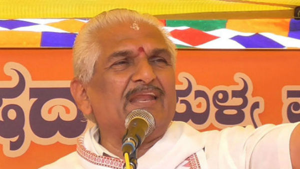 India Do not Need Secularism, Said Kalladka Prabhakar Bhat