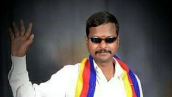 Karnataka Kavalupade District President Arrested In Kushalanagar
