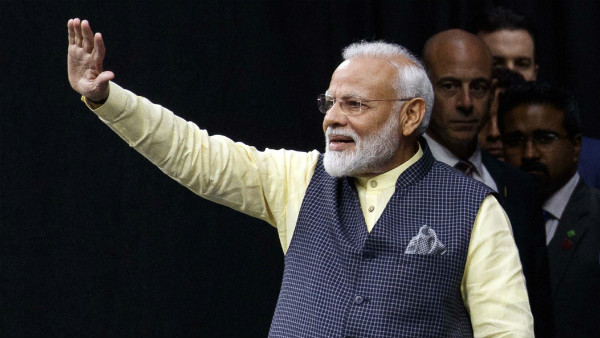 Narendra Modi Talked In 10 Languages in America