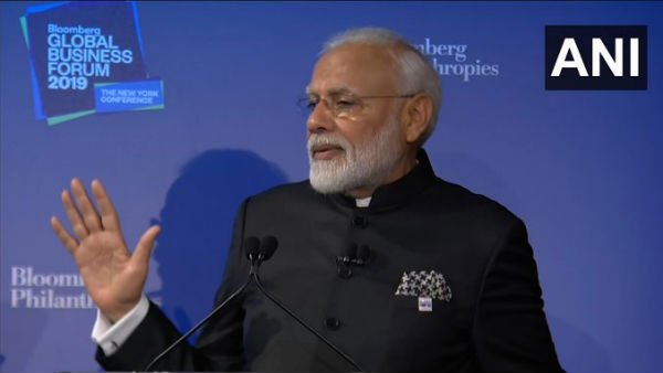 Narendra Modi Invites Global Business Community To Invest In India