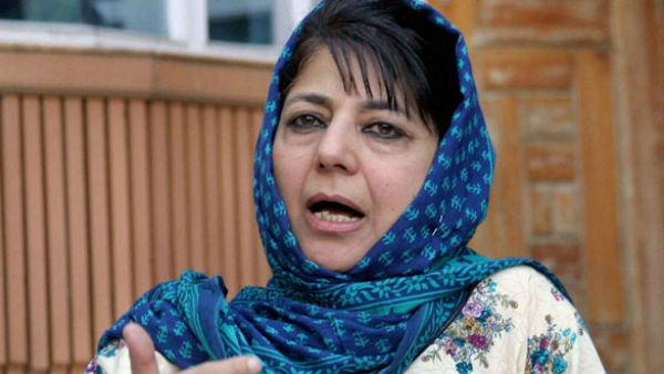 Supreme Court Allowed Mehbooba Mufti Daughter To Meet Her Mother