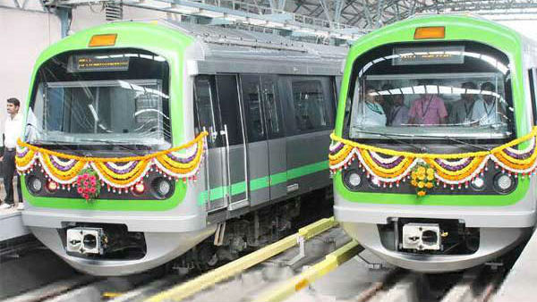 6 Car Trains In Namma Metro Green Line From October 1