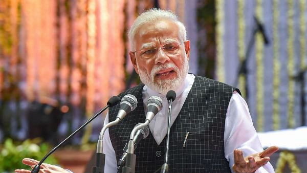 Narendra Modi Started Campaign Against Plastic