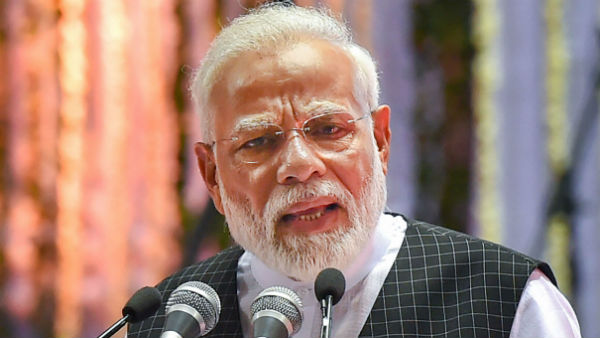 For Some People Words Om And Cow Symbolise 16th Century: Modi