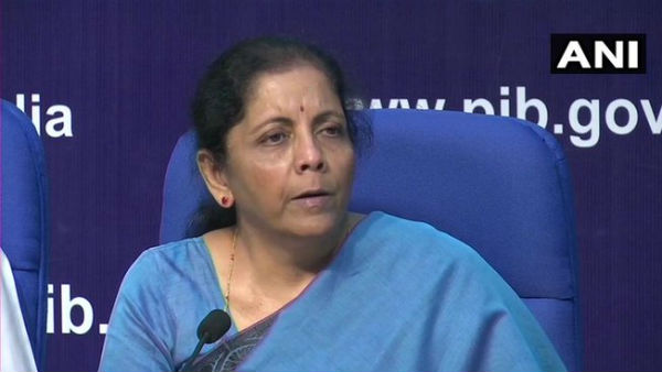 Nirmala Sitaraman Announce Steps To Uplift Export