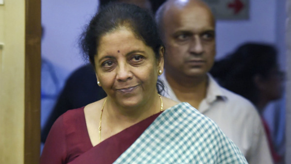 Dip In GDP Is A Part Of Development Cycle, Said Nirmala Sitharaman