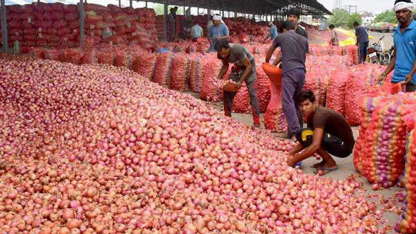 Delhi Govt Requested Centre For 5 Truckloads Onions Daily