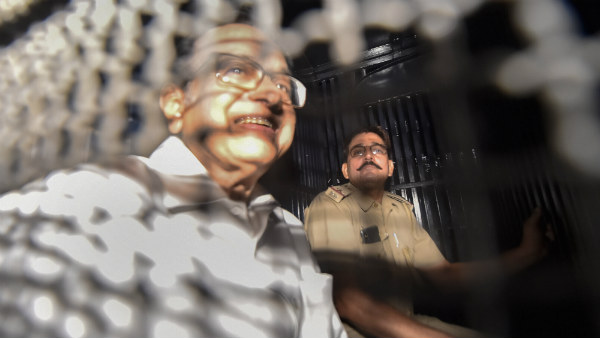 P Chidambaram Special Fecilities in Tihar Jail