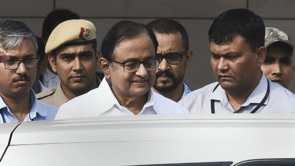 CBI Opposes Bail Plea Of P Chidambaram In INX Media Case