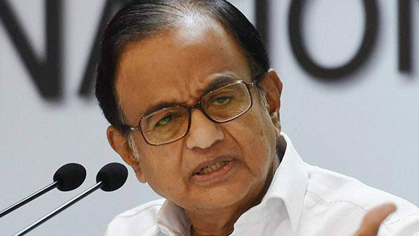 What Did Chidambaram Say After Visiting Sonia