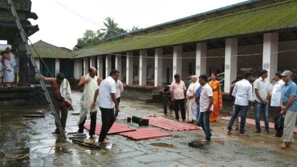 People Offered Special Puja For Rain God In Kigga