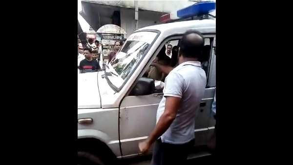 People Raged On Mufti Police Who Fined In Udupi