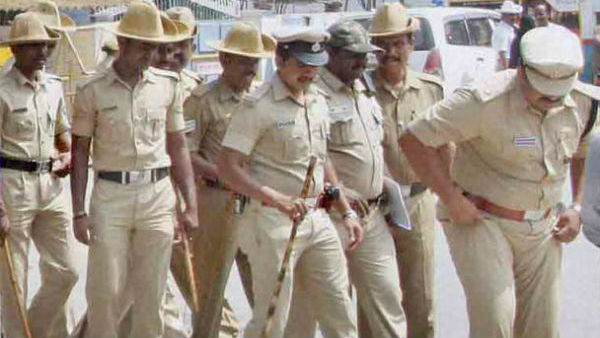73 Police Sub In specters Transfers By State Government