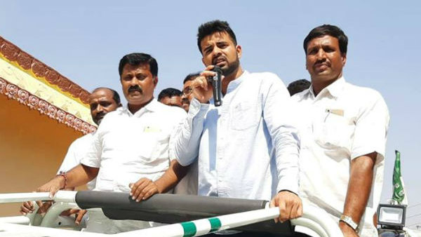 I m not contesting Hunsur Election : MP Prajwal Revanna