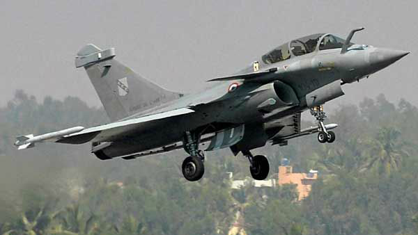 India Receives Its 1st Rafale Fighter Jet