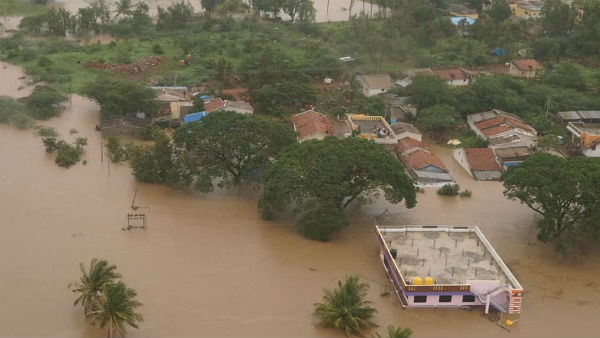 Uttara Karnataka People Fear Of Krishna River Deluge Again
