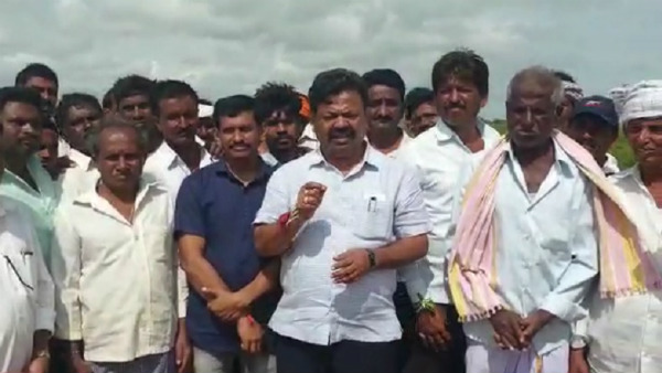 Renukacharya Commented On Excise Minister Nagesh
