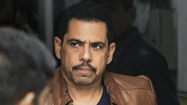 Delhi Court Allowed Robert Vadra To Travel Abroad