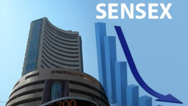 Sensex Biggest Fall In The Year Due To Economy Slow Down And Other Factors