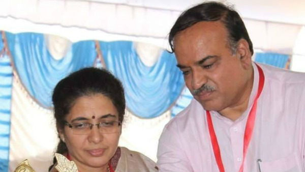 Ananthkumar Trust will be launched on his Birthday Sept 22: Tejaswini Ananth Kumar