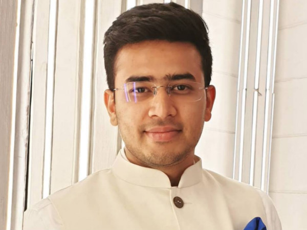 No Problem If MP Tejaswi Surya Opens His Office In Library
