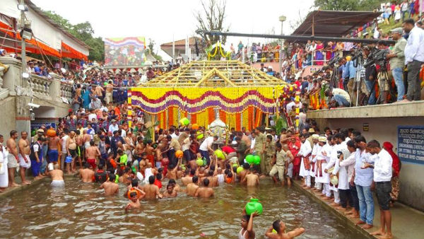 This Time Cauvery Teerthodbhava At Talakaveri On October 18
