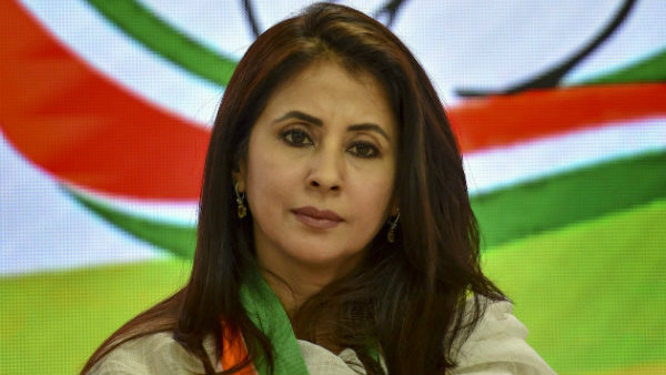 Urmila Matondkar resigns from the Congress party