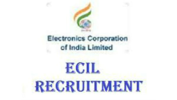 ECIL recruitment 2019 apply for 200 Junior Technical Officer