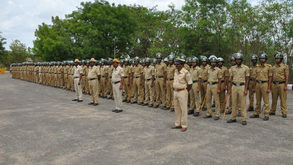 5982 Post Recruitment In Police Department In 2019