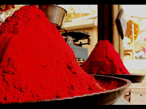 Karnataka govt bans adulterated vermilion at temples