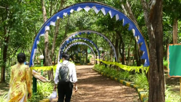 Forest Department Give Permission To Conduct Party At Tree Park In Udupi