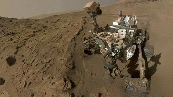 Curiosity rover finds evidence of Mars ancient salty lakes