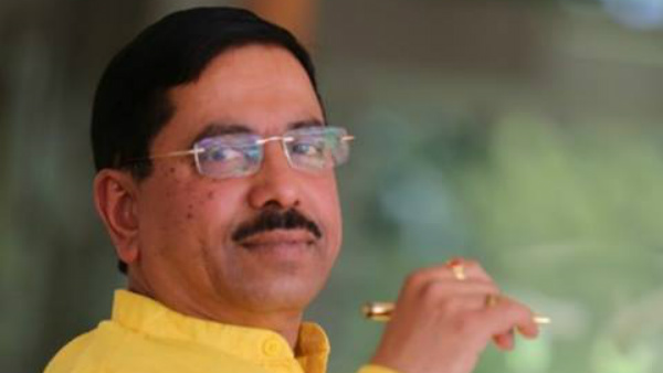 Central Minister Prahlad Joshi Open Challenge To Former Chief Minister Siddaramaiah