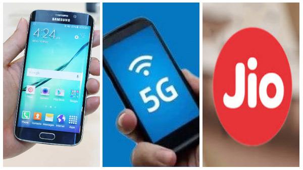 ಐಎಂಸಿ 2019: ಜಿಯೋ ಮತ್ತು ಸ್ಯಾಮ್ಸಂಗ್ 5G ಮತ್ತು LTE ಪ್ರದರ್ಶನ