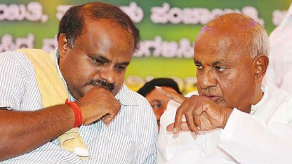 Deve Gowda Must Have Been Contested From Hassan: Kumaraswamy