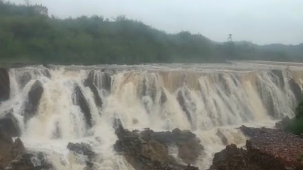 Heavy Rain In Dharwad District; Flood Situation