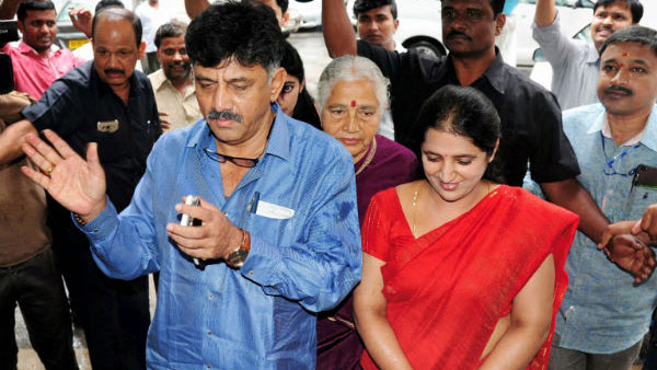 ED Fresh Summons To DK Shivakumar Wife And Mother