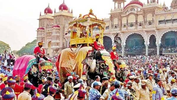 Details Of Mysuru Dasara Celebration In Mysuru