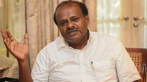 What Did Kumaraswamy Say After DK Shivakumar Meet