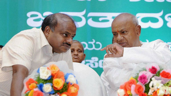 No Other Politician Like Kumaraswamy In Whole Nation: Deve Gowda