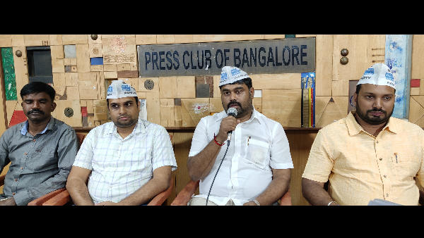 AAP demands Notification by BSY govt on Mahadayi Kalasa Banduri