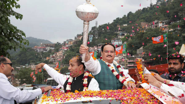 BJP working president JP Nadda given Z category security