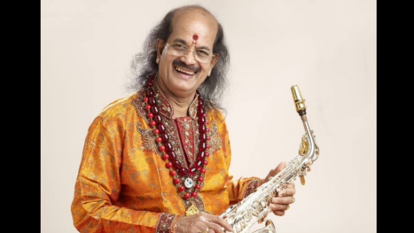 Noted saxophone exponent Kadri Gopalnath passes away