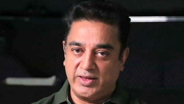 Hindi Language Is A Little Child In Diapers: Kamal Haasan